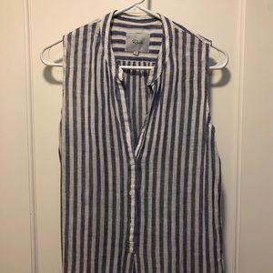 Rails super comfortable linen coverup or dress!